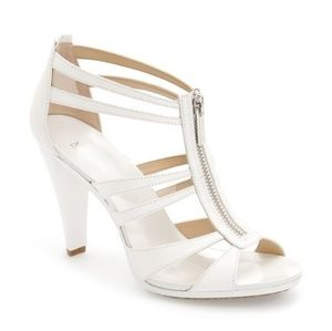 Michael Kors Berkley T Strap Sandals
